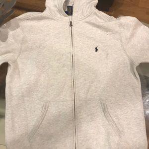 Polo by Ralph Lauren fleece hoodie
